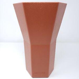 """Brella Vase - Terra Cotta 10""""  - The Practical Patio Table Centerpiece"""