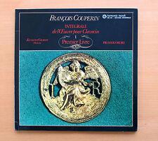 HM 351 Couperin Harpsichord Works Vol. 1 Kenneth Gilbert Harmonia Mundi NM/VG