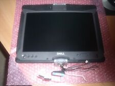 "Dell Latitude XT2 XFR 12.1"" WXGA Touchscreen LCD Complete In Plastics V2YRK"