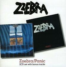 Zzebra - Zzebra Plus / Panic Plus [New CD] UK - Import