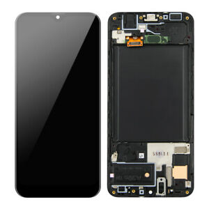 OEM For Samsung Galaxy A30s A307 A307F LCD Display Touch Screen Digitizer +Frame