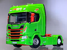 "SCANIA TRUCK WSI MODELS(R HIGHLINE CR20H 4x2) ""STAF-FRANCE"",1:50"