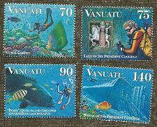 Single Ni-Vanuatu Stamps 1980-Now