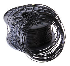 FILAMENT - FIL imprimante 3D FLEXIBLE 1.75mm NOIR 800grs  RUB175NOR