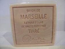 LOTHANTIQUE véritable SAVON DE MARSEILLE à l'huile olive beurre karité TIARE