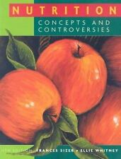 Available Titles CengageNOW: Nutrition : Concepts and Controversies by...