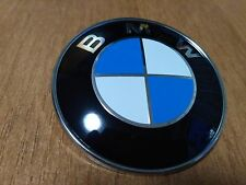 BMW Emblem 74mm Rear Trunk Badge 3D Logo E46 99-06