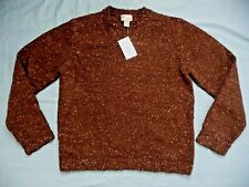 LUCKY BRAND Mens Sweater XL NEW $138 Rugged Thick Superior Quality Knitwear WoW