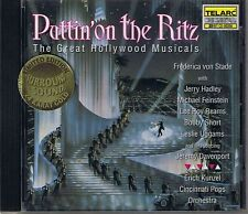 Kunzel, Erich Puttin' on the Ritz Telarc 24 Kt. Gold CD