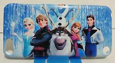 for iPod Touch 5th Generation Frozen Fever Characters Full Print Back Hard Case