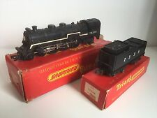 Triang R54/R32 4-6-2 Pacific Steam Locomotive and Tender TR2335 - Boxed