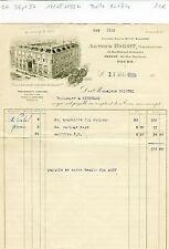 Dépt 37 - Tours 18 Rue Nericault Destouches - Belle Entête Grand Magasin de 1924