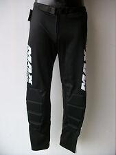 New Wulfsport Max Trials (Sz 32) Pants Trousers Black Classic Pre 65 Montesa Txt