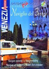 NAVIGAR più FACILE: carta nautico-turistica NAVIGLIO DEL BRENTA