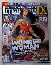 IMAGINE FX Free 3 Hr Videos D-load LEARN TO PAINT WONDER WOMAN Comic Skills JOCK