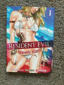 Resident Evil - Heavenly Island, Tome 1 : by Ser...   Book   condition very good