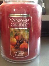 YANKEE Candle TWINKLE LIGHTS usa un giorno di rilascio