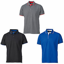 Dickies 22 Anvil Polo Shirt Mens Two Tone Work T-Shirt DT2000