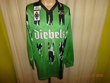 "Borussia Mönchengladbach asics Langarm Auswärts Trikot 1994/95 ""diebels"" Gr.XL"