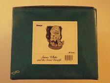 NEW-disney classic collectibles-WDCC-sleepy-snow white & seven dwarfs-NIB-RARE