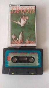 Vintage Cassette Tape Prefab Sprout Swoon 1984 Paper Label Kitchenware Records