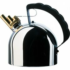 Alessi Melodic Whistling Kettle by Richard Sapper -  9091