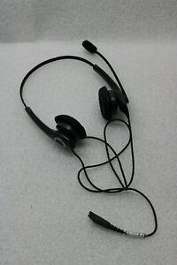 Jabra GN2000 Headset DUO Stereo QD-Stecker ohne Adapter gebraucht