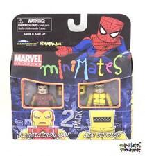 Marvel Minimates Series 25 AIM Soldier & Classic Iron Man