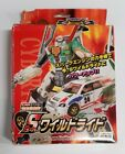 Transformers Cybertron JAPAN Super Wildride complete Takara 2000 C-024 MISB