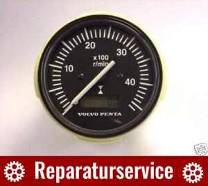 VDO Reparatur Ihres Volvo Penta Drehzahlmesser dig. BSZ (Dienstleistungsservice)
