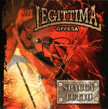 Legittima Offesa – Spacca Tutto - CD - NM/NM