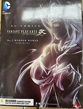 DC Comics WONDER WOMAN Variant Play Arts ACTION FIGURE Kai No.2