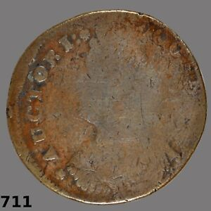 1787 COPPER Connecticut Copper, Draped Bust Left Miller 33.11-Z.18, W-3515, R.5
