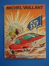 MICHEL VAILLANT  KM.357  SEPTEMBRE 1969  JEAN GRATON  EDITION ORIGINE DARGAUD
