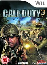 JUEGO WII CALL OF DUTY 3 WII 5718566