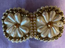 Fashion Women hair clip with stones hand made