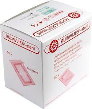 100 St Rudavlies Pflaster Wundpflaster steril verpackt Noba Größe: 10 x 8 cm