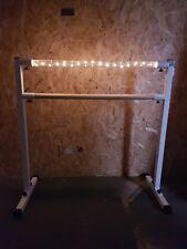 Light up Ballet barre, bar ,portable freestanding, double barre. fitness dance