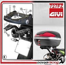 Givi monter Kit Arrière Rack Kit dur boîte Triumph Street Triple 675 2007>2012