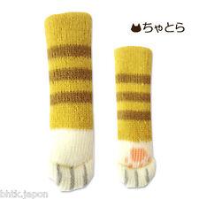 ねこあし Nekoashi - SET 4 chaussettes pour chaise - Import direct Japon
