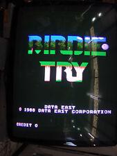 Birdie Try, Arcade Golf game by Data East