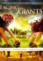 FACING THE GIANTS NEW DVD