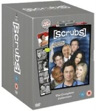 Scrubs Season 1 2 3 4 5 6 7 8 9 Series One to Nine New Region 4 DVD Box Set