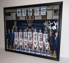 3175cc88bc35 MIKE KRZYZEWSKI SIGNED 18-2019 DUKE BLUE DEVILS BASKETBALL TEAM PHOTO  AUTOGRAPH