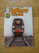 Railway World Magazine. August 1983.