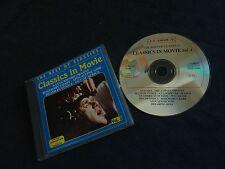 Classic In Movie Ultra Rare Cd! A Clockwork Orange Apocalypse Now Beethoven
