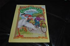 Cabbage Patch Kids Vintage Book The Big Bicycle Race 1984 Hardcover Retro HTF