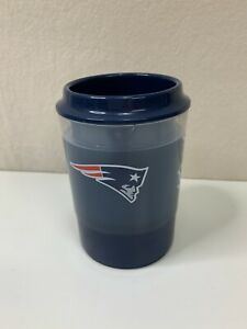 NFL New England Patriots Freezable Plastic Can Coolers / Koozies