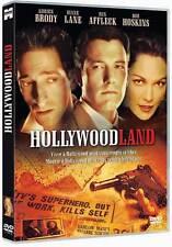 PELICULA DVD HOLLYWOODLAND PRECINTADA