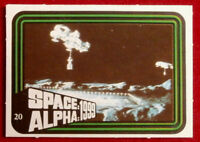 SPACE / ALPHA 1999 - MONTY GUM - Card #20 - Netherlands 1978